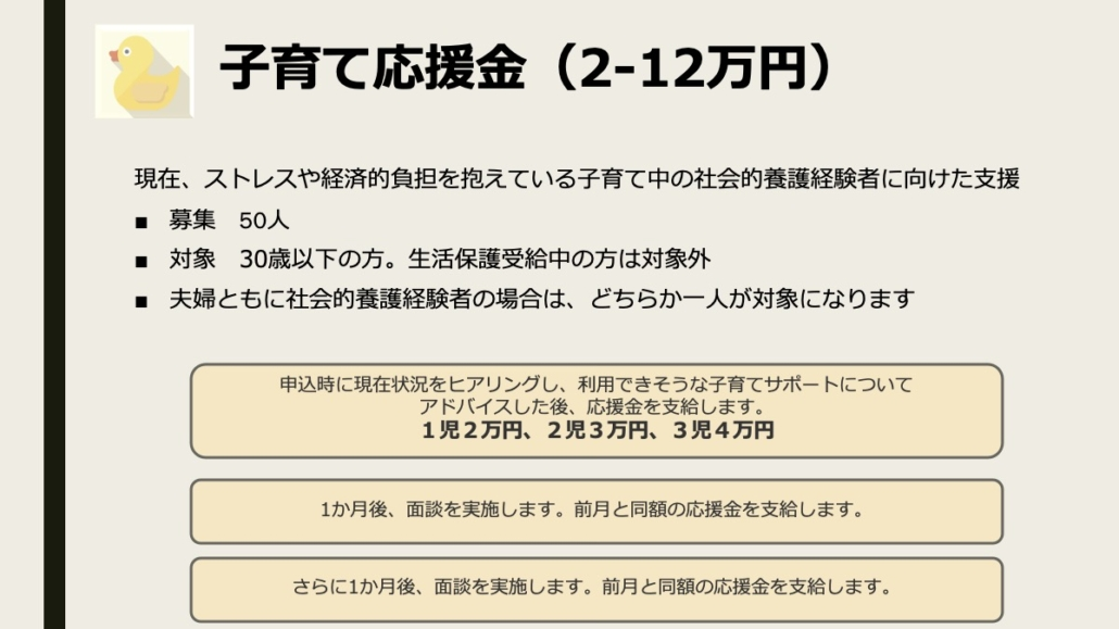 画像【コロナ緊急支援第2弾】子育て応援金(2-12万円)