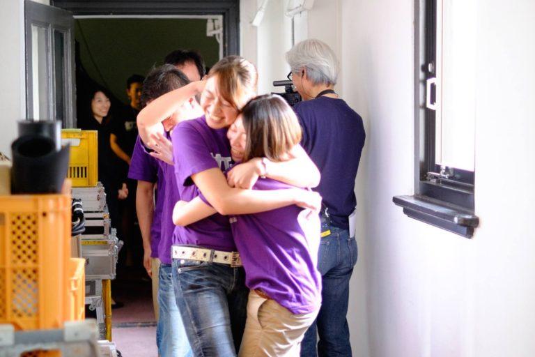 ブリッジフォースマイル:人材募集記事のトップ画像 活動中の写真